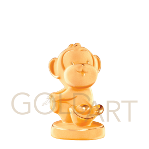 Golden Monkey of Prosperity