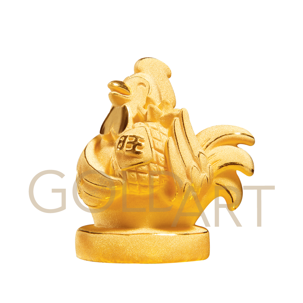 Golden Rooster of Luck