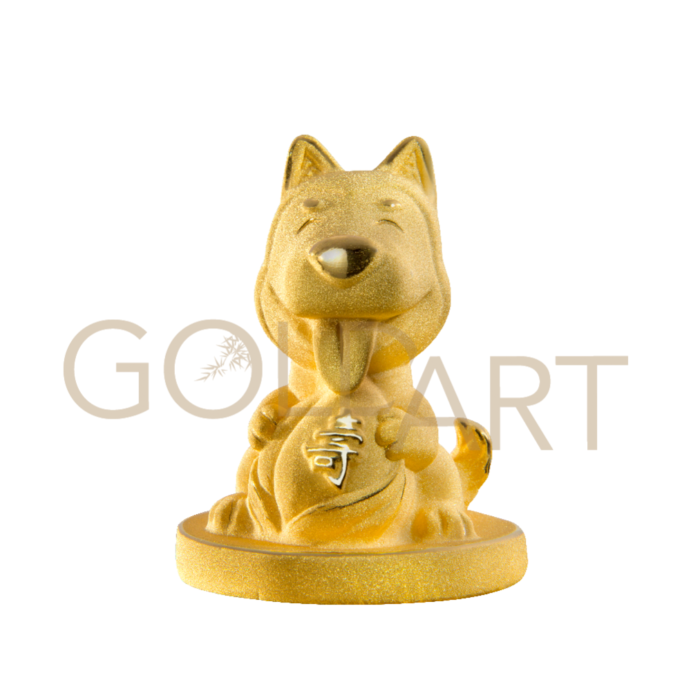 Golden Puppy of Longevity